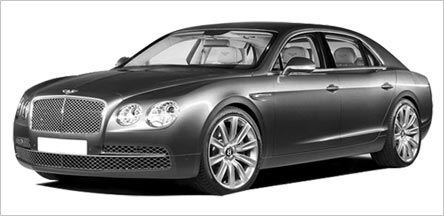 Belvedere Bentley Flying Spur