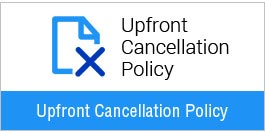 Belvedere Limo Upfront Cancellation Policy