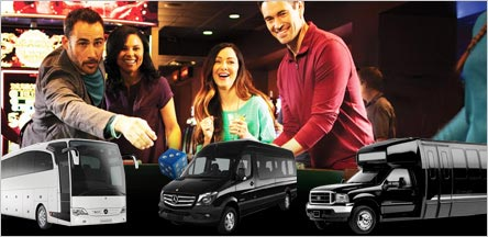 Casino Trips Limo Service For Belvedere