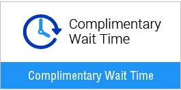 Complimentary Wait Time