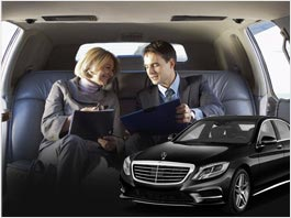 Corporate Limousine Transportation Service For Belvedere