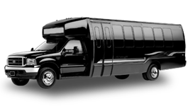 Rent 28 Passenger Party Bus In Belvedere