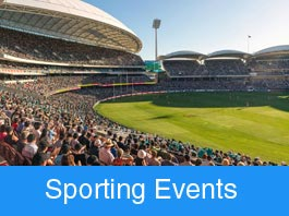 Sporting Events Belvedere