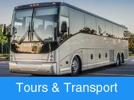 Tours & Transportation Belvedere