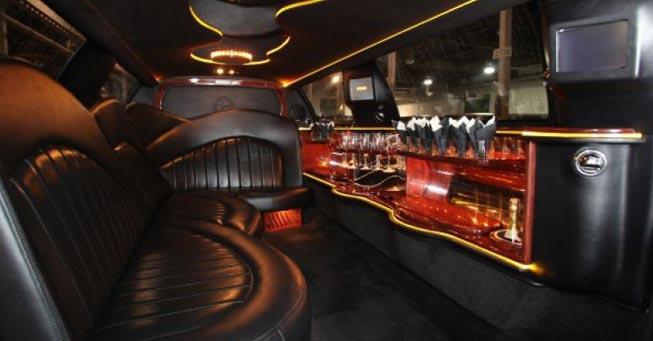 10 Passenger Stretch Limousine Belvedere
