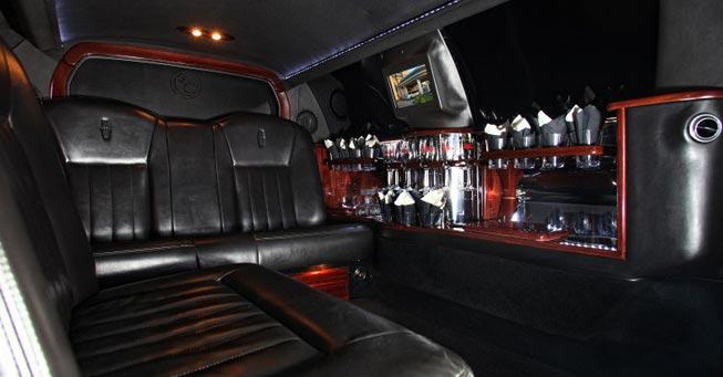 Belvedere 8 Passenger Stretch Limousine