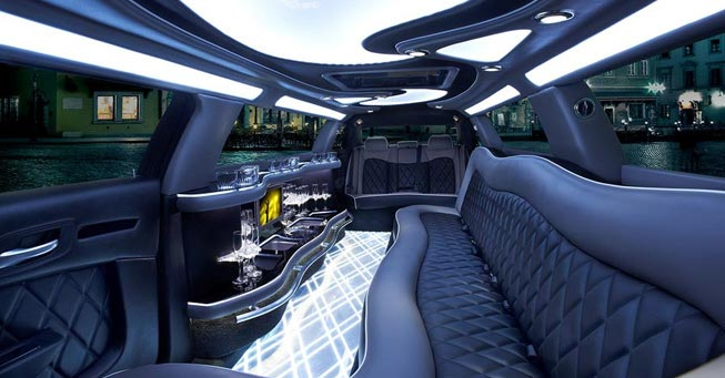 Belvedere Chrysler Stretch Limo