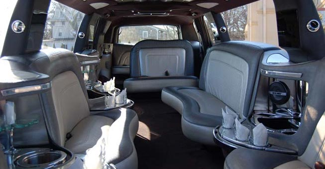 Belvedere Escalade Stretch Limousine