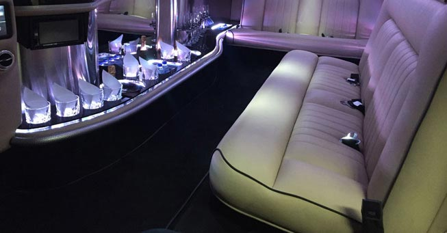 Belvedere Roll Royce Wedding Limousine Service Fleet