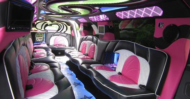 Belvedere Range Rover Limousine Fleet