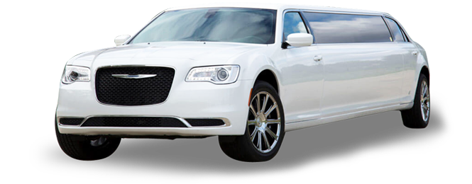Belvedere Chrysler 300 Limo Exterior