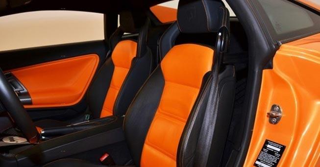 Belvedere Lamborghini Gallardo Interior