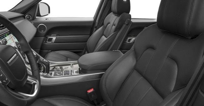 Belvedere Range Rover Sport SUV Interior