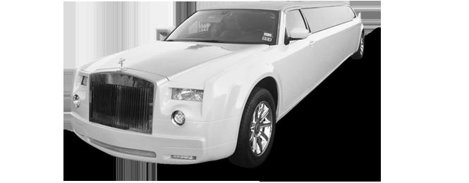 Belvedere Rolls Royce Limo Exterior